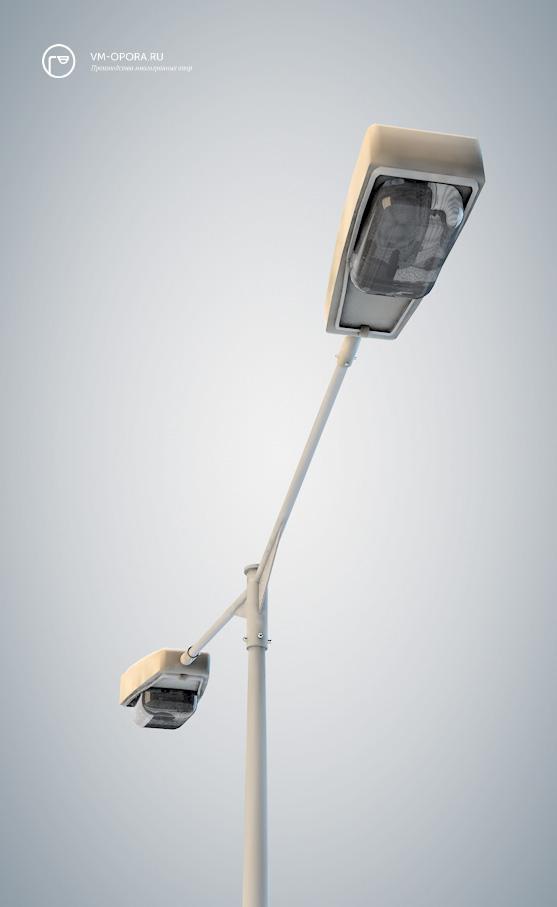 Уличные фонари ОГК производство