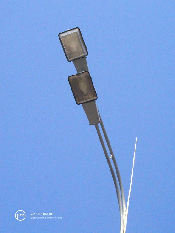 Кронштейны для опоры освещения ОГК